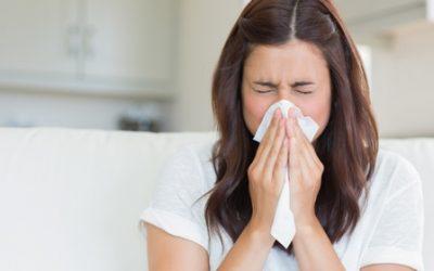Los pacientes alérgicos y COVID-19