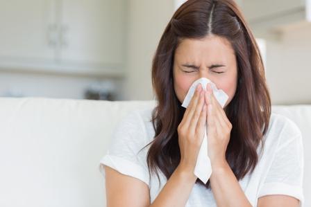 La alergia al polen en primavera