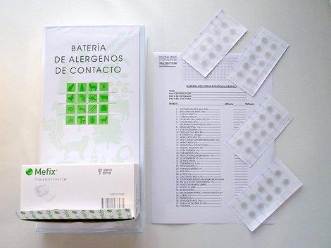 Alergia en la piel: pruebas epicutáneas