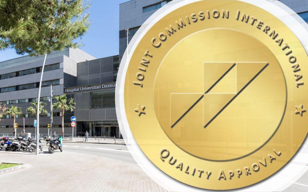 El Hospital Universitari Dexeus consigue el sello dorado de la Joint Commission Internacional, la acreditación de calidad más exigente del mundo en el ámbito sanitario